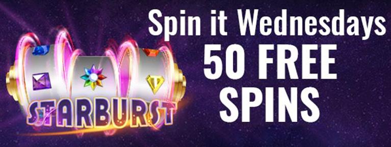Spin it Wednesdays