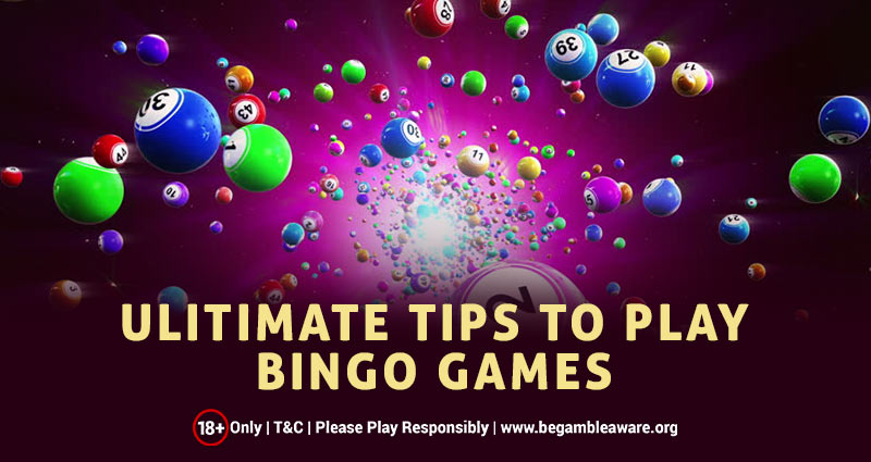 Ultimate Tips to Win at Bingo Games