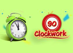 90 Clock work