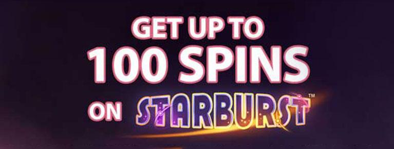 Double Starburst Spins