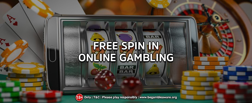 Ideal Guide for Free spin in Online Gambling