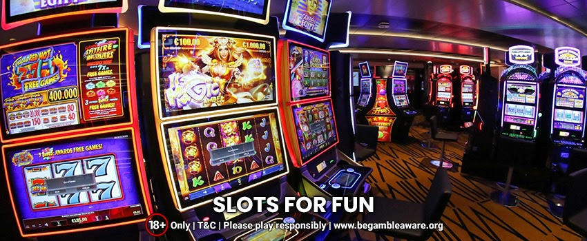 5 Best Online Slots for Fun: What You Need to Know About It?