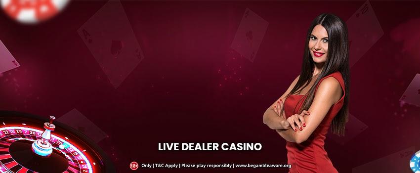 Be Aware of These 5 Live Dealer Casino Drawbacks