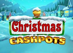 Christmas cash Pot