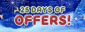 25 Days of Offers