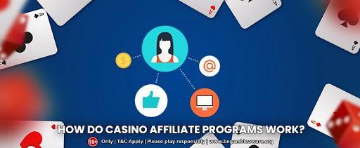 How do casino affiliate programs work?