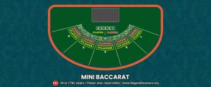 The Way Mini Baccarat Changed the Baccarat Scene For Ever