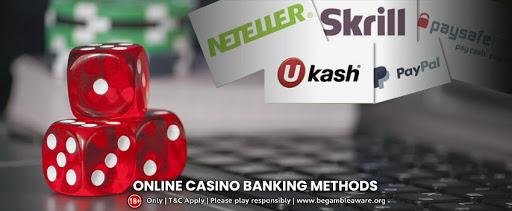 Online Casino Banking Methods
