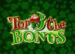 Top O' The Bonus