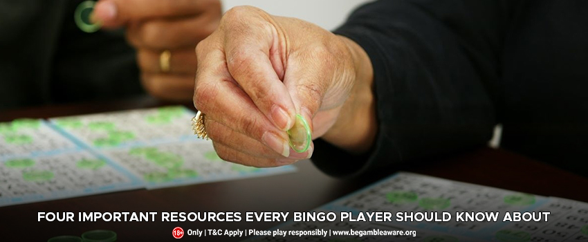 Four Important Resources Every Bingo Player Should Know About